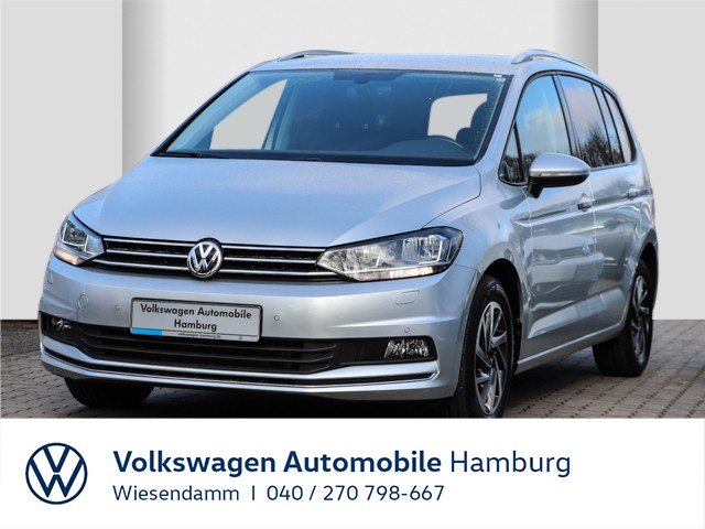 Volkswagen Touran 2.0 TDI DSG Sound Klimaautomatik LM Navi Sitzhzg vorn, Jahr 2017, Diesel