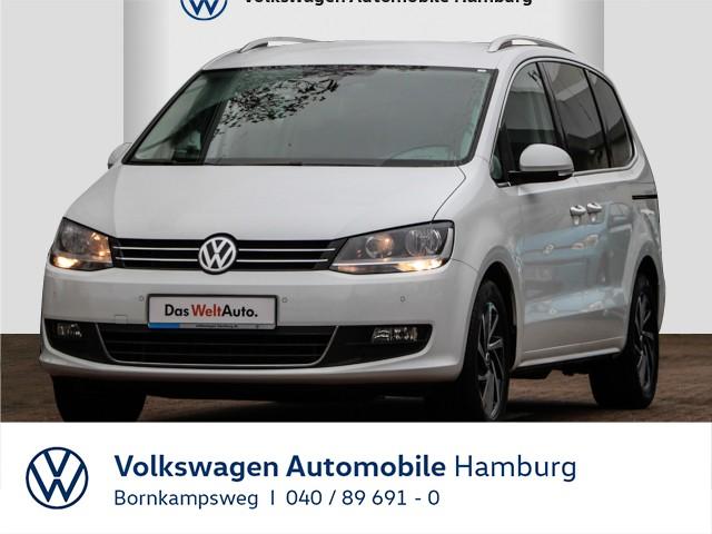 Volkswagen Sharan 1.4 TSI Sound, 7-SITZER, PDC, NAVI, CLIMATRONIC, Jahr 2017, Benzin