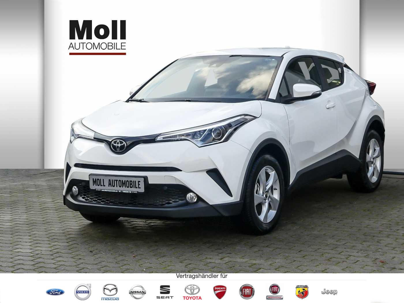 Toyota C-HR Flow 1.2 Turbo, Jahr 2019, petrol