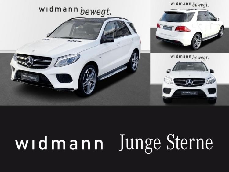 Mercedes-Benz GLE 43 AMG 4M Harman*Sitzklima*Designo*Comand, Jahr 2017, Benzin