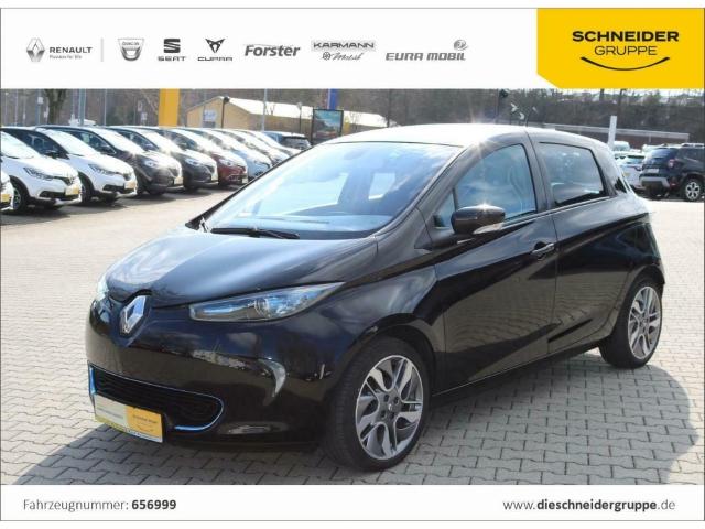 Renault ZOE, Intens (Miet-Batterie), Jahr 2013, Elektro