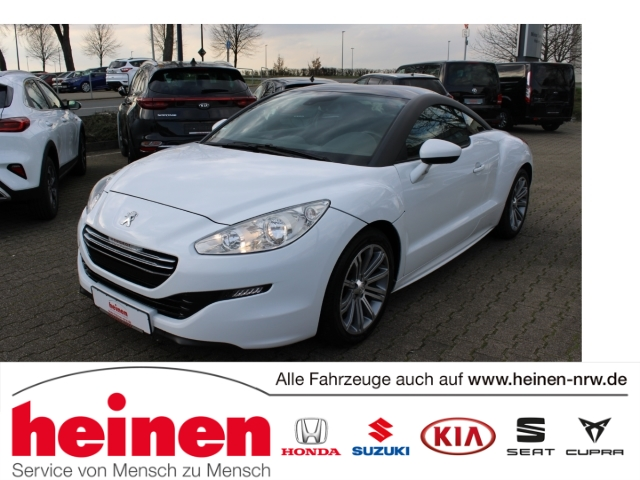 Peugeot RCZ Basis 1.6 155 THP BLUETOOTH ALU SICHTPAKET, Jahr 2014, Benzin