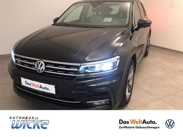 Volkswagen Tiguan 2.0 TDI 4Motion Highline ACC AHK HUD Navi, Jahr 2017, Diesel