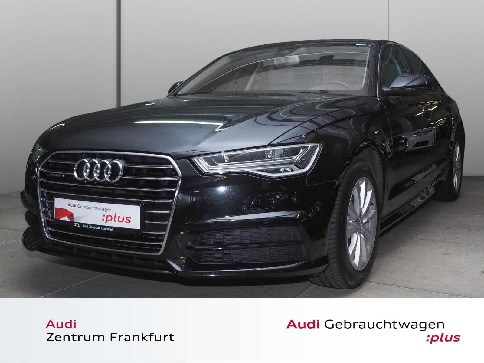 Audi A6 2.0 TFSI quattro S tronic Navi LED Leder PDC, Jahr 2016, Benzin