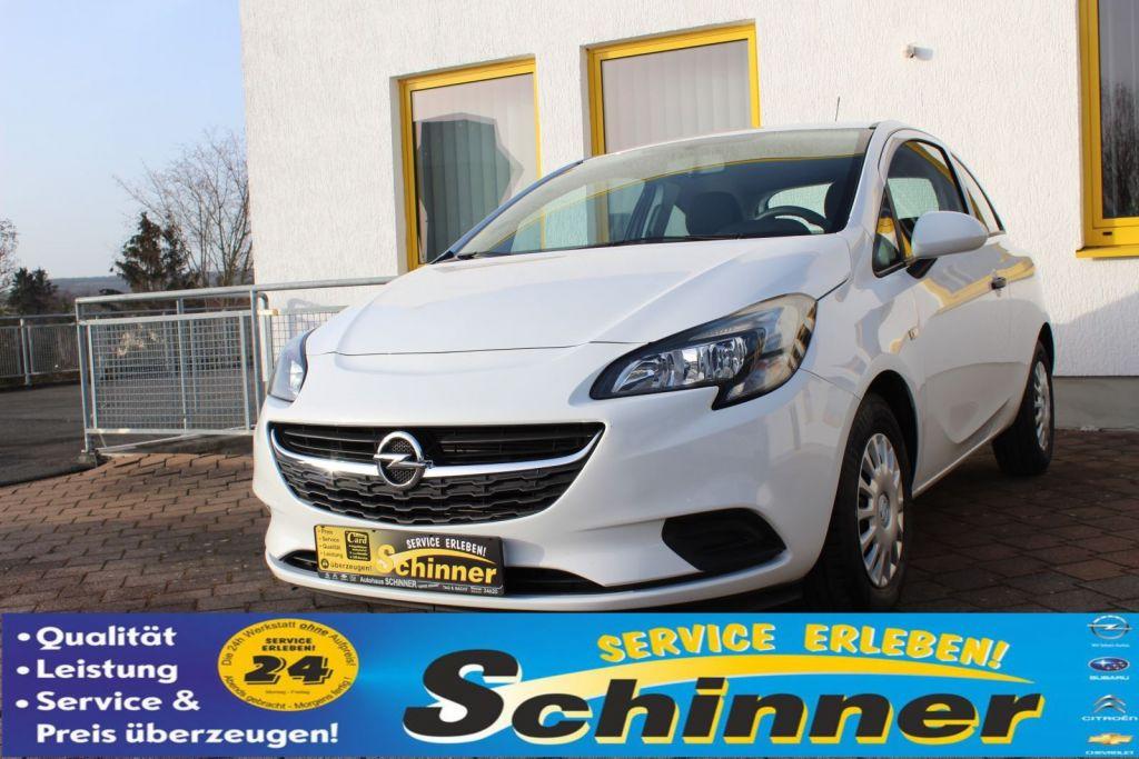 Opel Corsa 1.2 Selection, Jahr 2017, Benzin