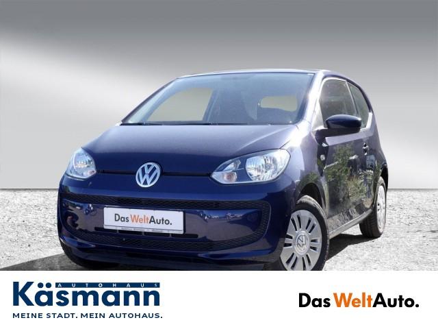 Volkswagen up! 1.0 move up! Klima ZV Radio CD el.FH*, Jahr 2015, Benzin