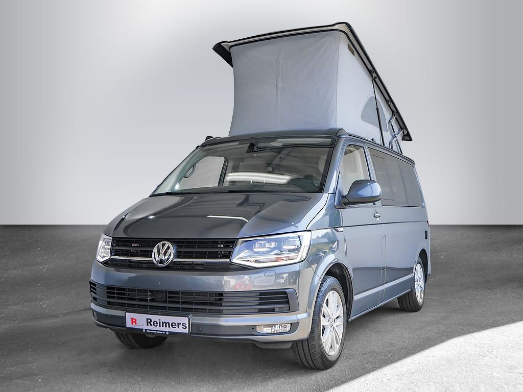 Volkswagen T6 California 2.0 TDI Beach BMT, Jahr 2016, Diesel