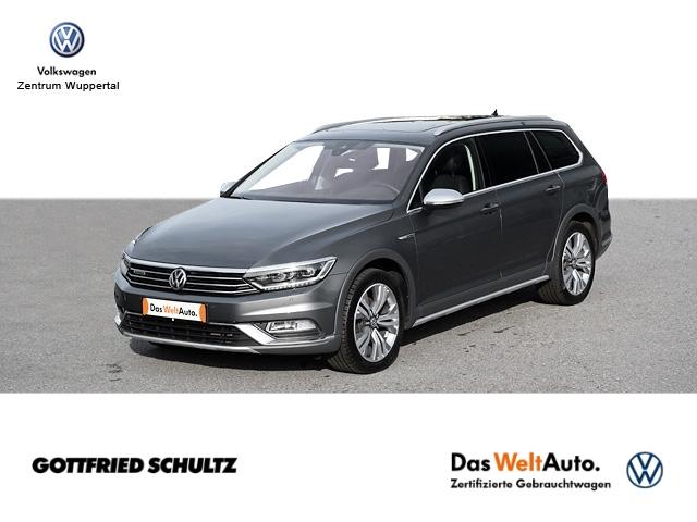 Volkswagen Passat Var 2 0 TDI Alltrack DSG LED NAVI PANO VC SHZ PDC LM, Jahr 2017, Diesel