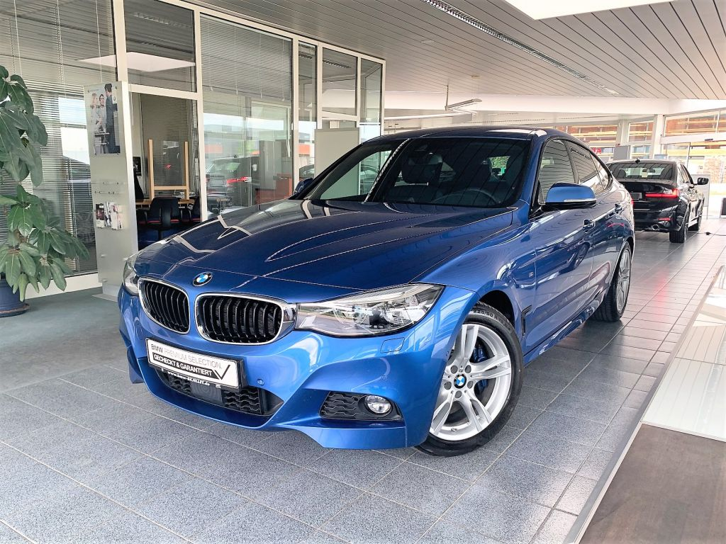 BMW 340i GT M SPORT HUD+KOMF+ACC+LED+HIFI+NAVI+SITZH, Jahr 2018, Benzin