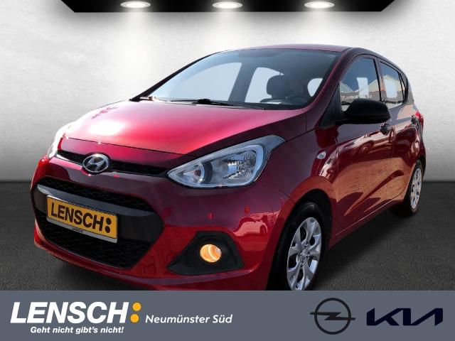 Hyundai i10 Classic 1.0 + KLIMA+RADIO+ZENTRALVERRIEGELUNG+, Jahr 2015, Benzin