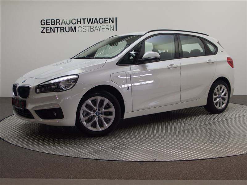 BMW 225xe iPerformance Active Tourer Advant +LED+SHZ, Jahr 2017, hybrid