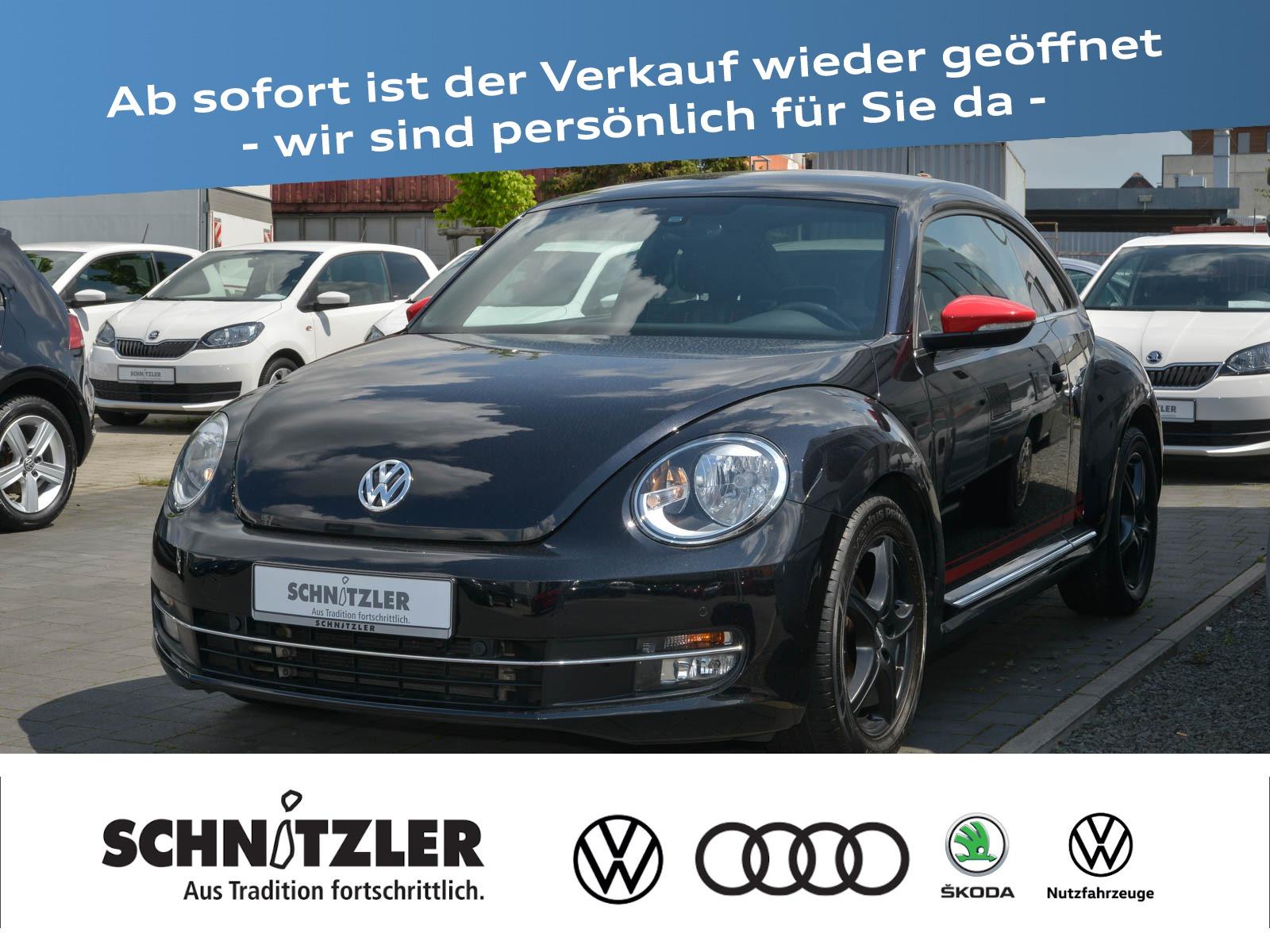 Volkswagen Beetle 1.2 TSI CLUB NAVI/PDC/SHZ+++, Jahr 2015, Benzin