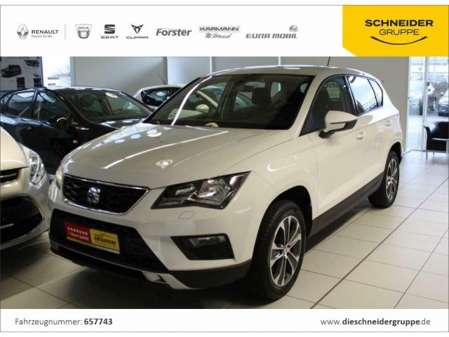 Seat Ateca 1.6 TDI (KH) Style Ecomotive, Jahr 2016, Benzin