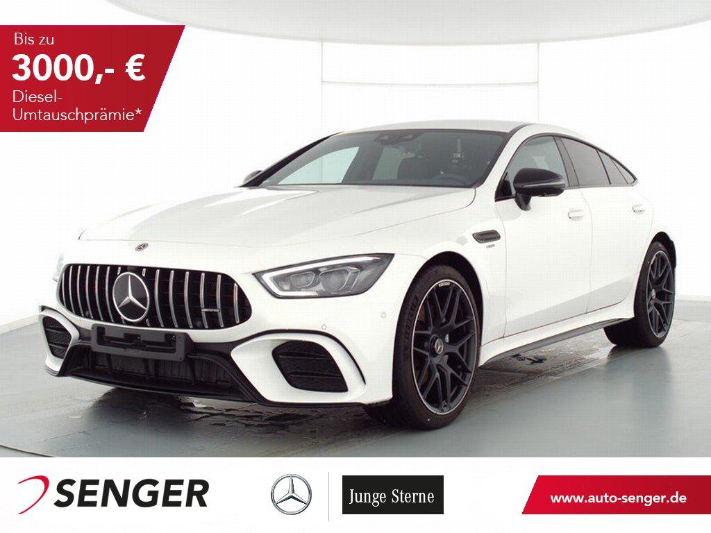 Mercedes-Benz AMG GT 43 Night Burmester 21-Zoll Standhzg. 360°, Jahr 2020, Benzin