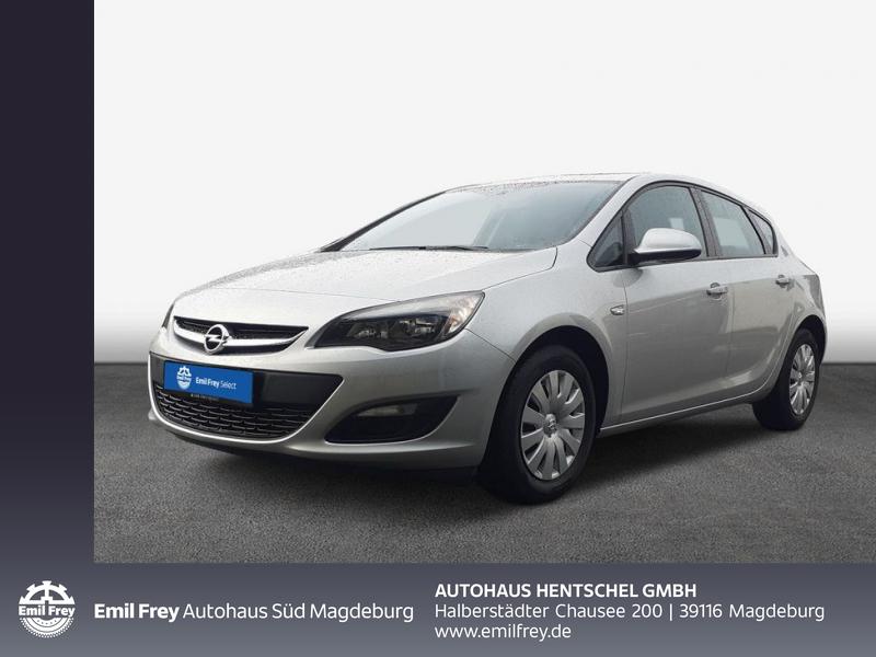 Opel Astra 1.4, Jahr 2014, Benzin