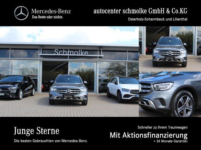 Mercedes-Benz GLC 200 4M OFFROAD EXT*AHK*PTS*NAVI*ASSI-PAKET, Jahr 2020, Benzin