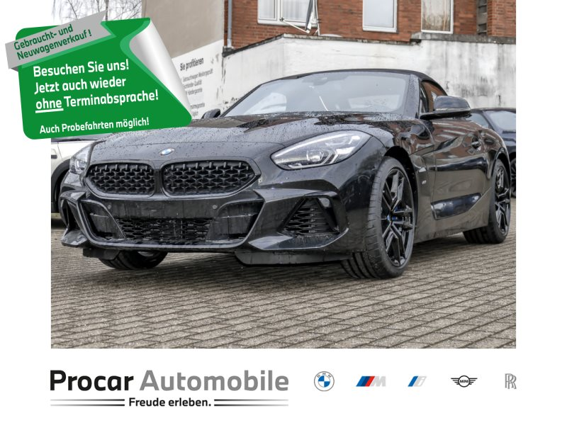 BMW Z4 M40i Innovpaket Kamera elektr. Sitze Navi Prof H&K, Jahr 2021, Benzin