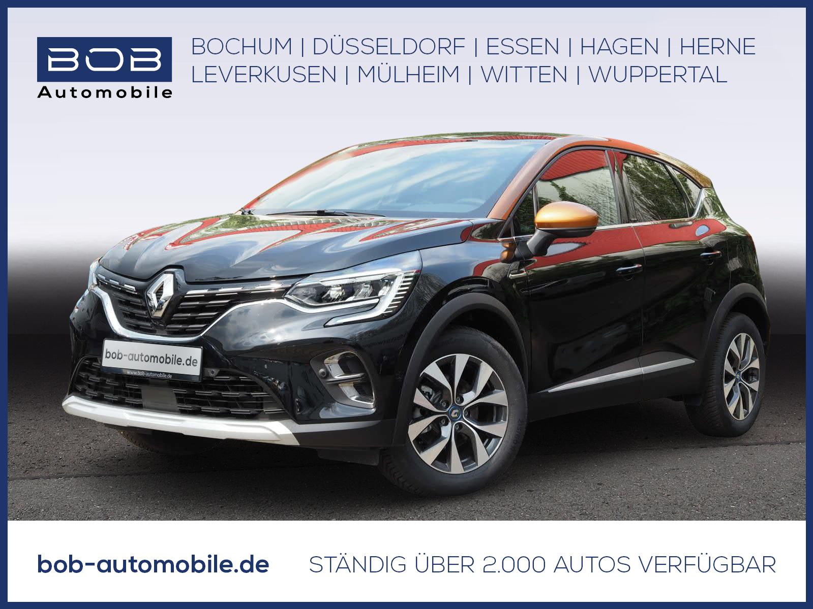 Renault Captur EDITION ONE E-TECH PlugIn 160 Schiebedach, Jahr 2021, Hybrid