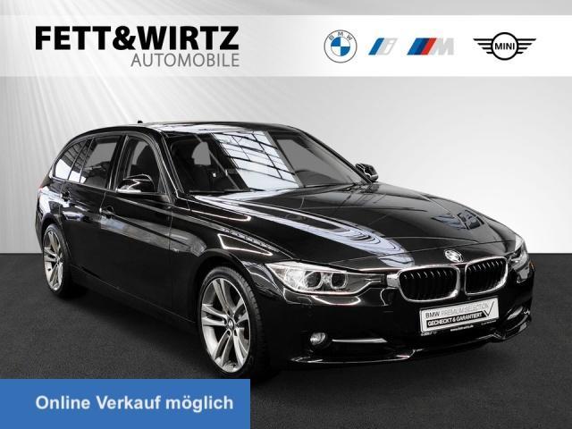 BMW 320d Touring Aut. Sport Pano NaviProfHUD Xenon, Jahr 2014, Diesel