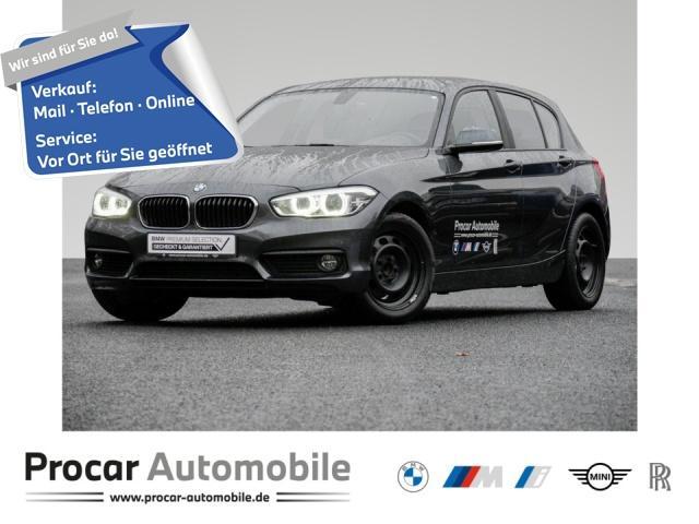 BMW 118i Advantage Navi Business Klimaaut. PDC LM, Jahr 2019, Benzin