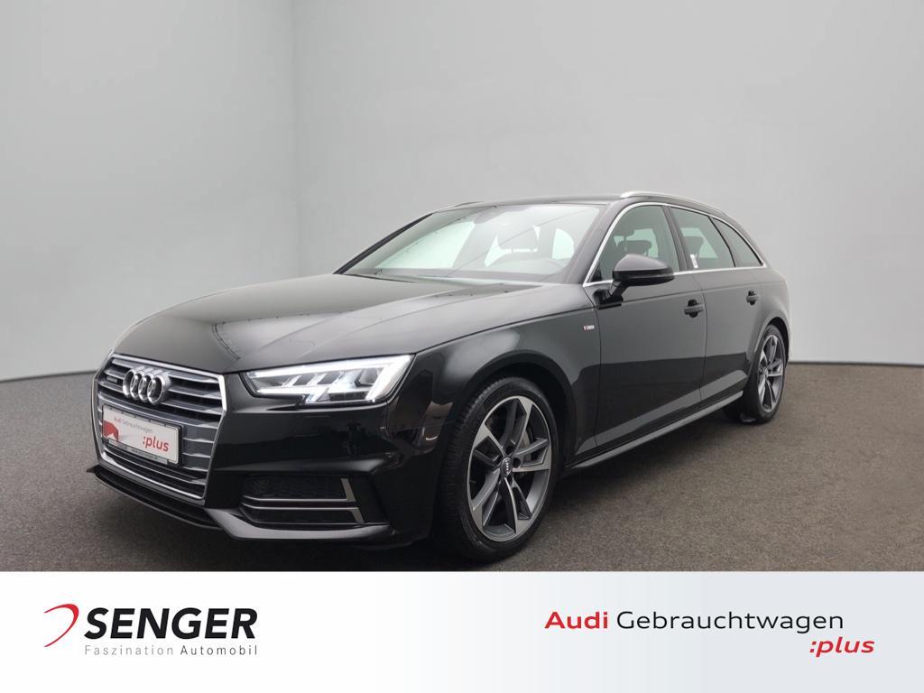 Audi A4 Avant 2.0 TFSI quattro S line Bang & Olufsen, Jahr 2018, Benzin