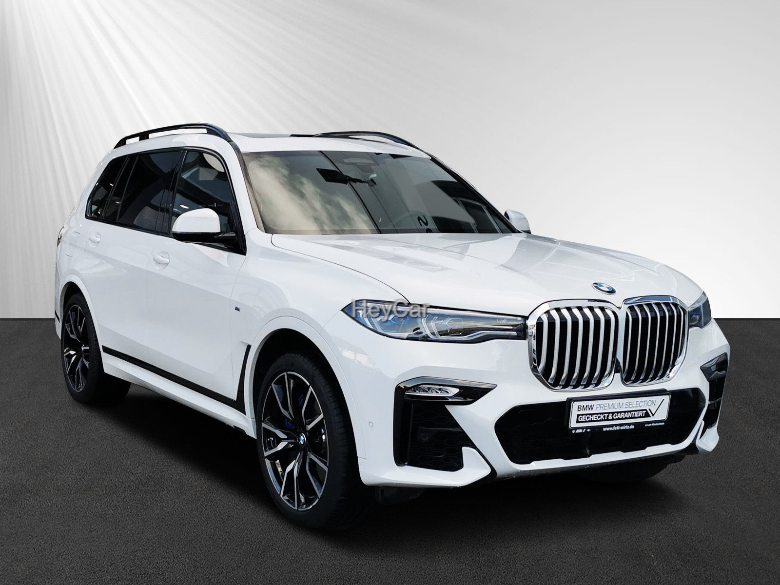 BMW X7 xDrive30d MSport Leas. ab 999,- br. o. Anz., Jahr 2019, Diesel