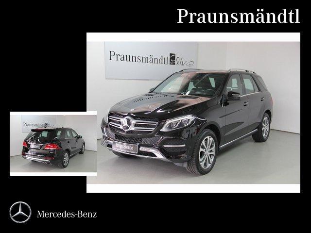 Mercedes-Benz GLE 500 4M 360°/LED/Standhzg./Distr.+/Sound/Head, Jahr 2015, petrol