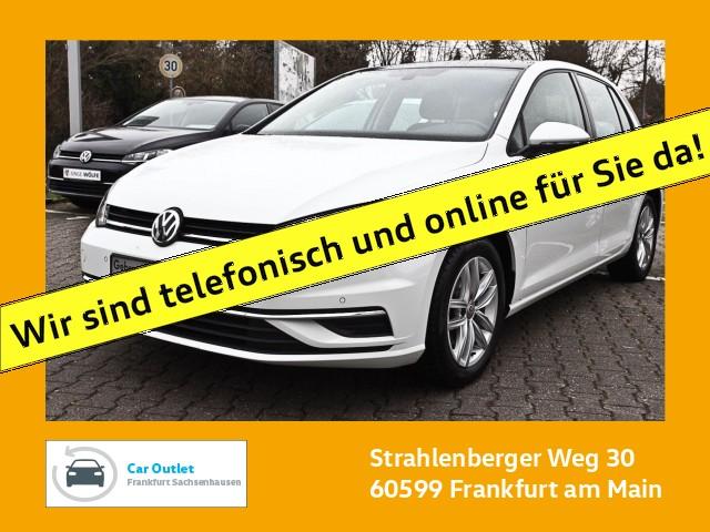 Volkswagen Golf VII 1.5 TSI Comfortline FrontAssist Climatronic Sitzheizung Golf 1,5 CLBM 110TSI M6F, Jahr 2017, Benzin