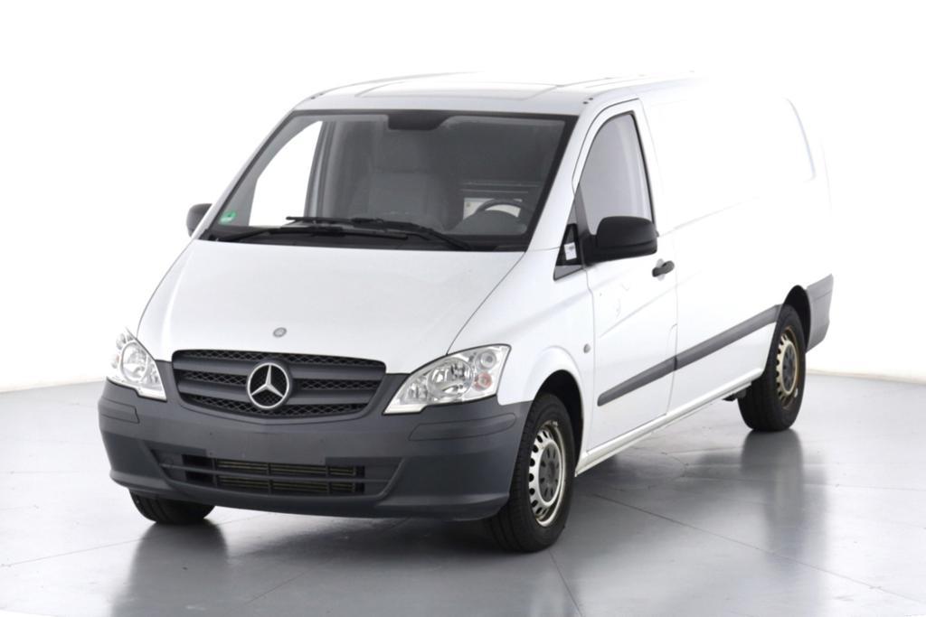 Mercedes-Benz Vito 113 Kasten extralang Bott, Jahr 2013, Diesel