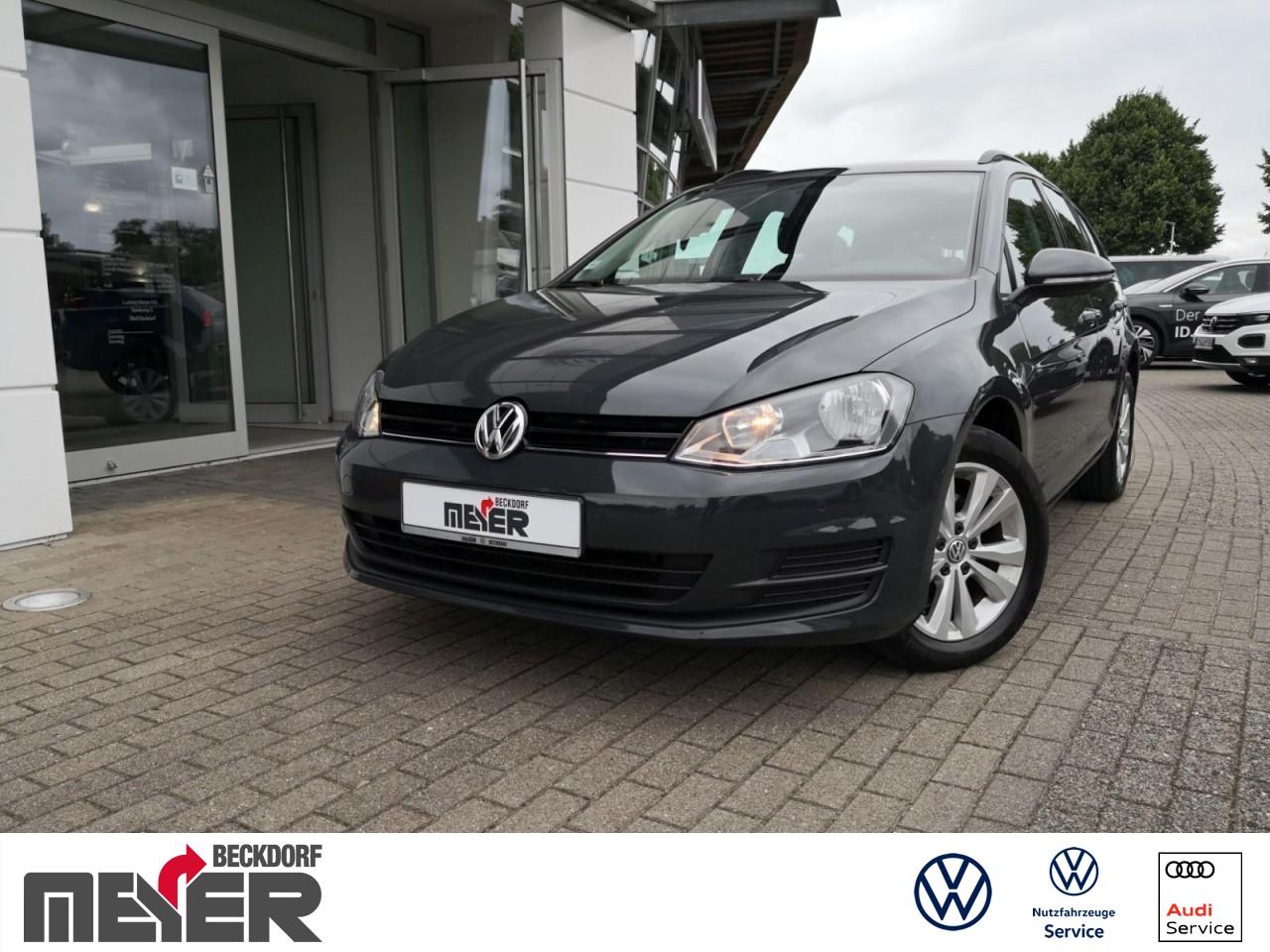 Volkswagen Golf Variant Trendline 1.2 TSI Klima, Jahr 2014, Benzin