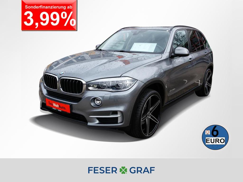 BMW X5 xDrive30d AHK LEDER LED NAVI HEAD-UP KAM PANO, Jahr 2013, Diesel