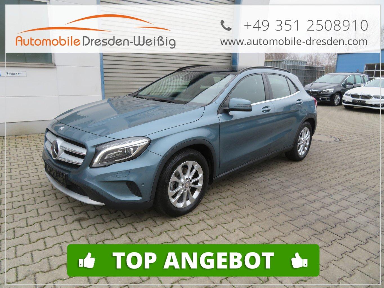Mercedes-Benz GLA 220 CDI / d 7G Tronic*Pano*Navi*Memory*, Jahr 2015, diesel