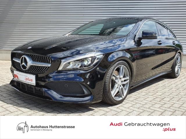 Mercedes-Benz CLA 220 Shooting Brake CDI d 4Matic Rückfahrkam., Jahr 2016, Diesel