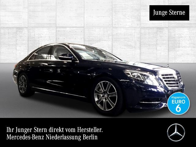 Mercedes-Benz S 500 4M Fahrass Nachtsicht 360° Airmat Pano TV, Jahr 2015, Benzin
