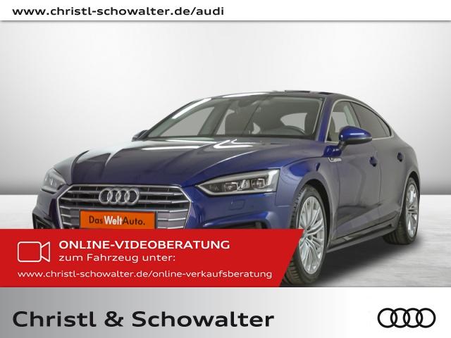 Audi A5 Sportback S line sport 2.0 TDI S tronic HUD LED, Jahr 2018, Diesel