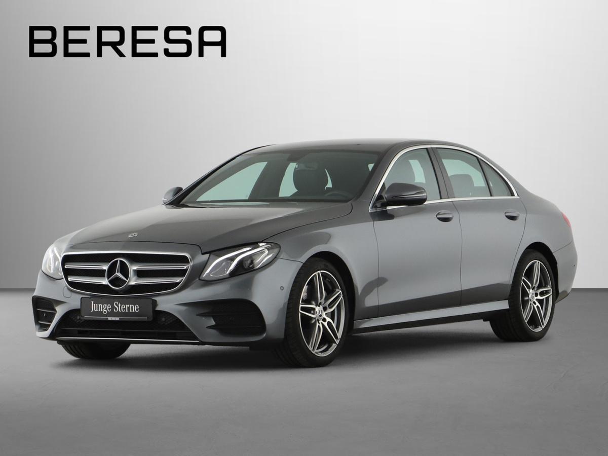 Mercedes-Benz E 200d AMG LED Kamera Navi DAB 19'' Esche Carpla, Jahr 2019, Diesel