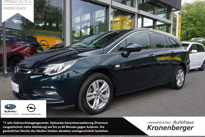 Opel Astra ST 1.4 Edition Navi Spurhalteassistent, Jahr 2019, Benzin