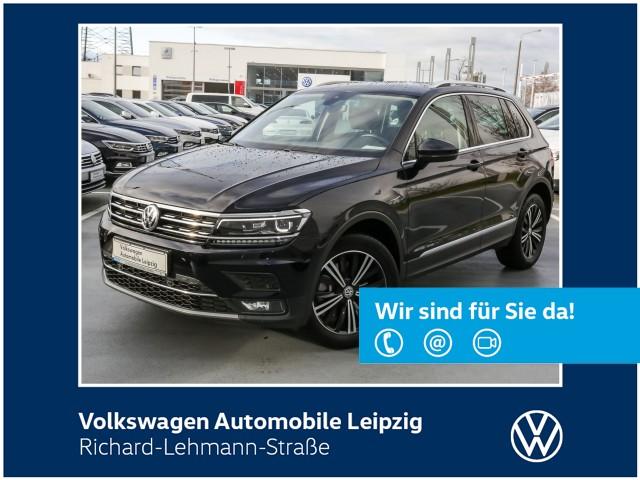 Volkswagen Tiguan Highline 2.0 TSI 4Motion DSG *AHK*, Jahr 2017, Benzin
