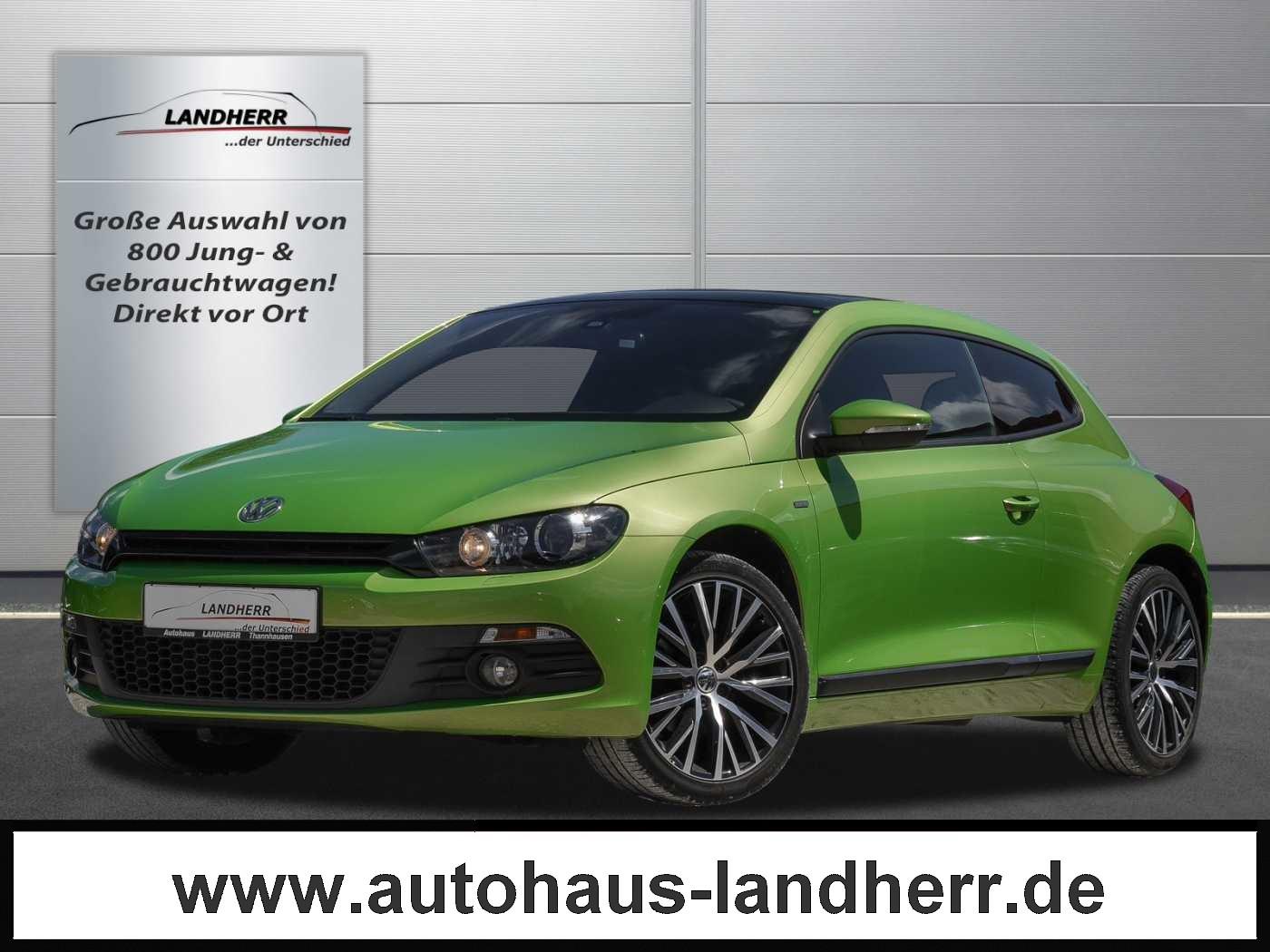Volkswagen Scirocco ab 2008 1.4 TSI Life Pano, Navi,SHZ, Xenon,, Jahr 2014, Benzin