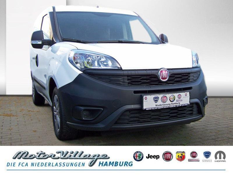 Fiat Doblo Cargo Kastenwagen Basis 1.3 MTJ Radio PDC, Jahr 2016, Diesel