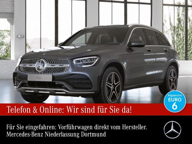 Mercedes-Benz GLC 300 de 4M AMG+AHK+LED+Kamera+Keyless+9G, Jahr 2021, Hybrid_Diesel