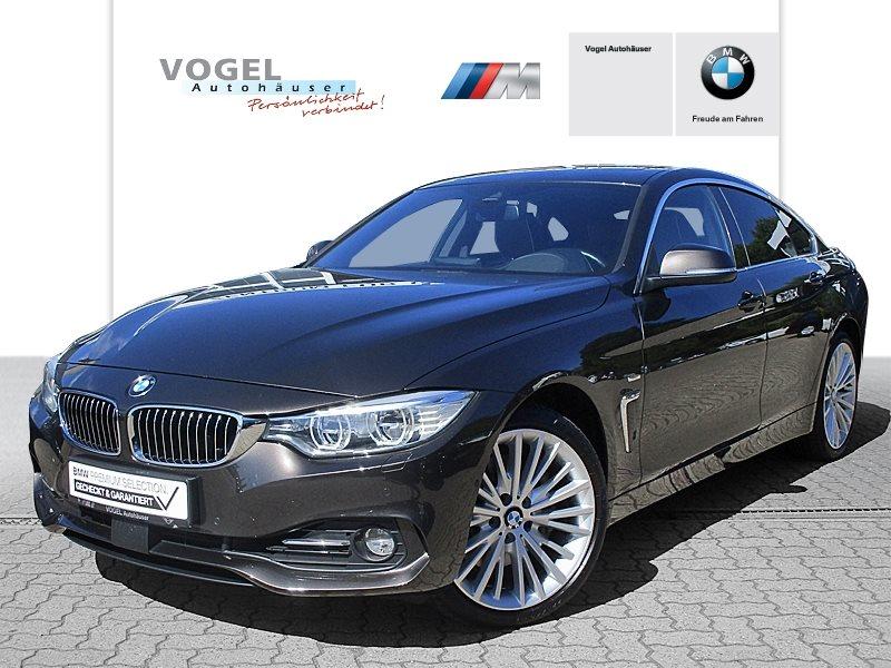 BMW 435d xDrive Gran Coupé Luxury Line Euro 6 Navi Prof RFK PDC Klima Shz Head-Up, Jahr 2015, diesel