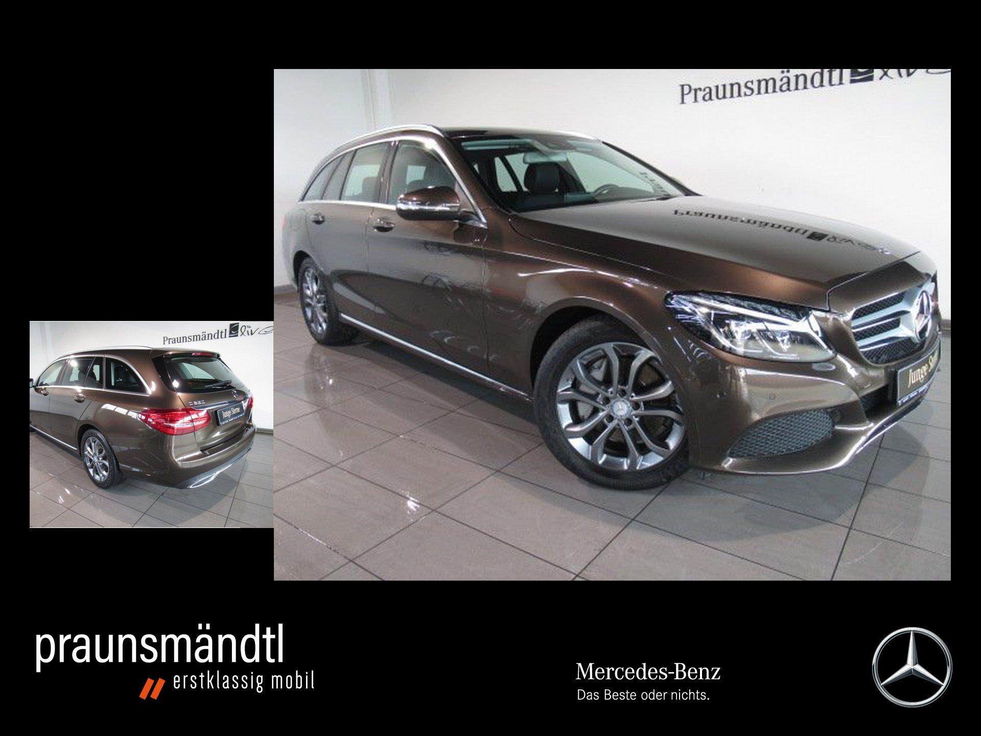 Mercedes-Benz C 250 T BT Avantgarde 7AG/LED/Kamera/Navi portab, Jahr 2015, Diesel