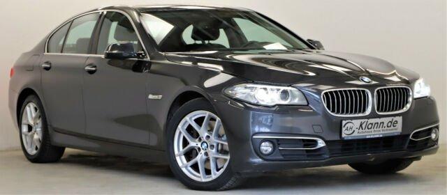 BMW 525d 2.0 218 PS Automatik Luxury Euro6 Leder Shz, Jahr 2014, Diesel