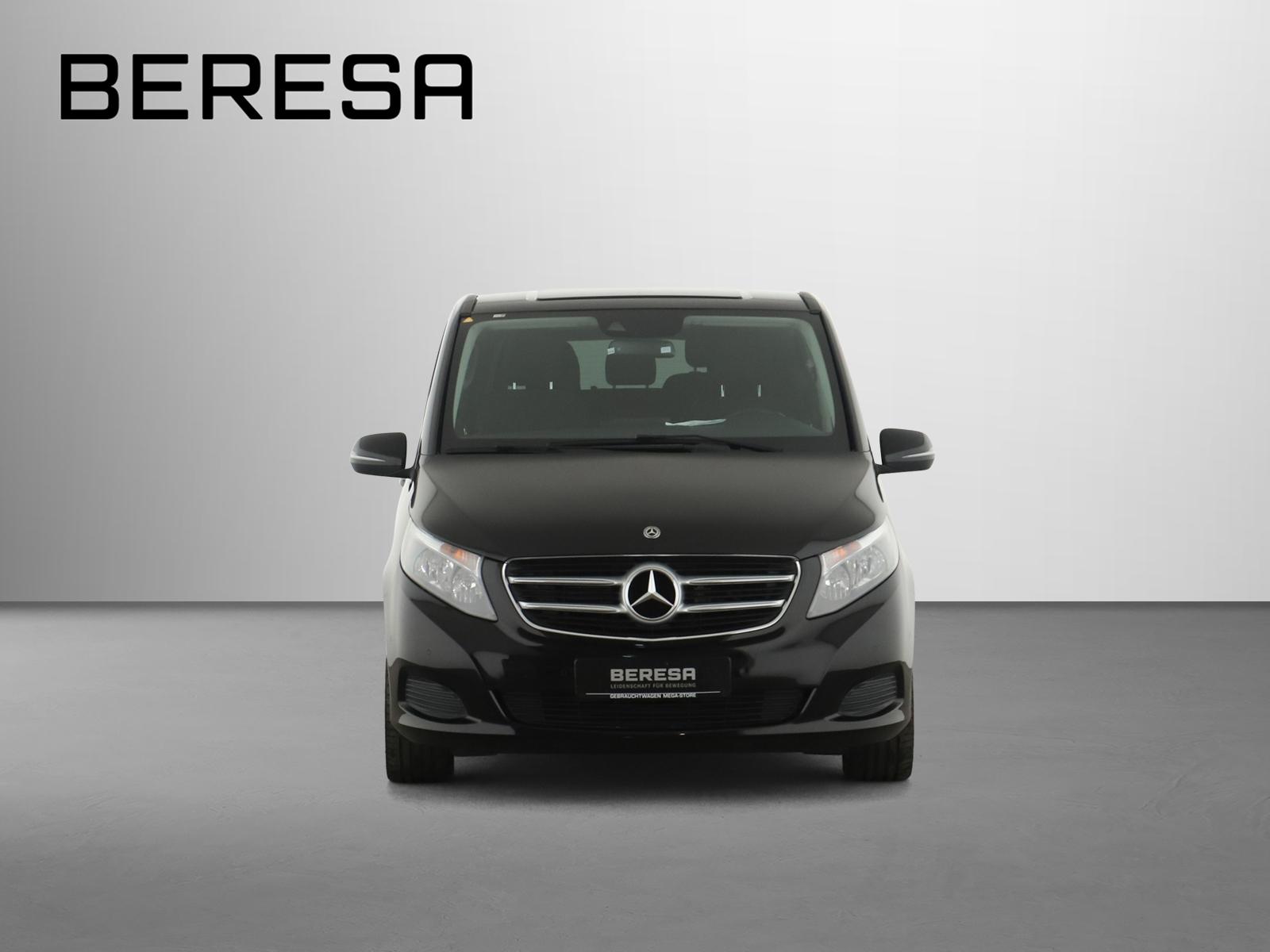 Mercedes-Benz V 220 BT L Spur-P., Jahr 2017, Diesel