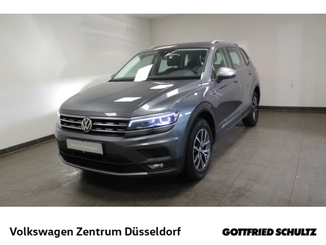 Volkswagen Tiguan 1.4 TSI *LED*Navi*virt Cockpit*VZE*, Jahr 2018, Benzin
