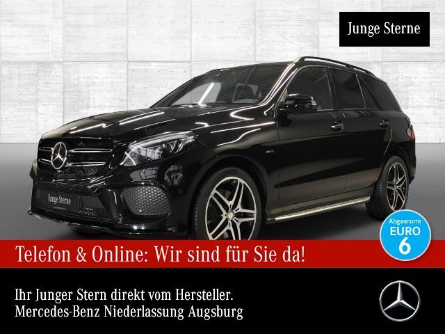 Mercedes-Benz GLE 450 AMG 4M AMG 360° Airmat Harman Distr+ SHD, Jahr 2016, Benzin