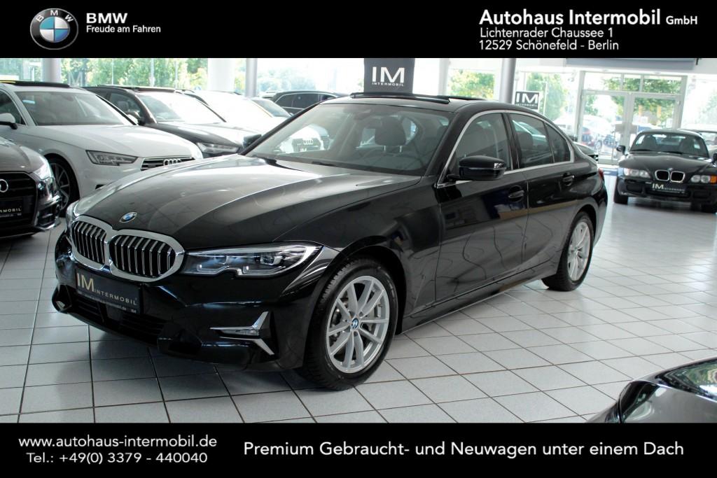 BMW 330 i 8G-Steptronic *Leder*LED*Schiebedach*ACC*, Jahr 2019, Benzin