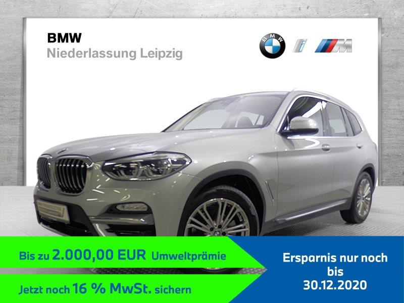 BMW X3 xDrive20d ZA EURO6 Luxury Line Head-Up HiFi Dyn. Dämpfer, Jahr 2019, Diesel