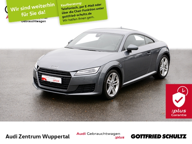 Audi TT Coupe 2.0TFSI LEDER LANE VIRTUAL XENO B O SHZ P S line, Jahr 2015, Benzin